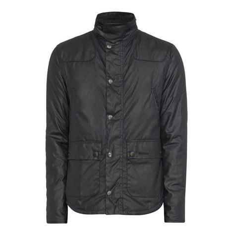 Reelin Waxed Zip-Through Jacket, ${color}