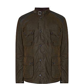 Weir Vintage Wax Jacket