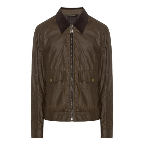 Mentmore Waxed Cotton Jacket, ${color}