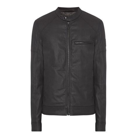 Beckford Denim Biker Jacket, ${color}
