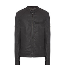 Beckford Denim Biker Jacket