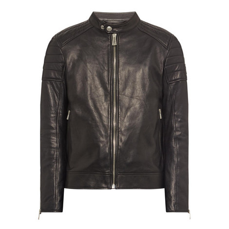Northcote Leather Jacket, ${color}