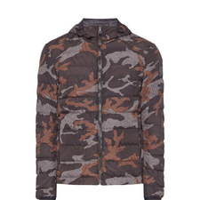 Redenhall Camo Hooded Jacket