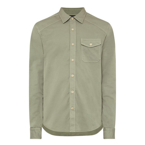 Steadway Cotton Shirt, ${color}