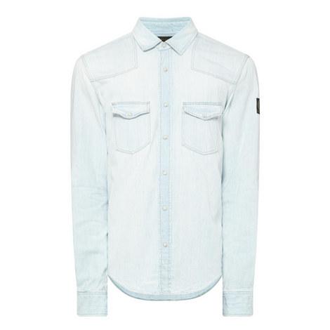9d900790363 BELSTAFF Somerford Denim Shirt