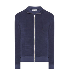 Caden Zip-Through Hoodie
