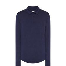 Linwood Long-Sleeved Polo Shirt