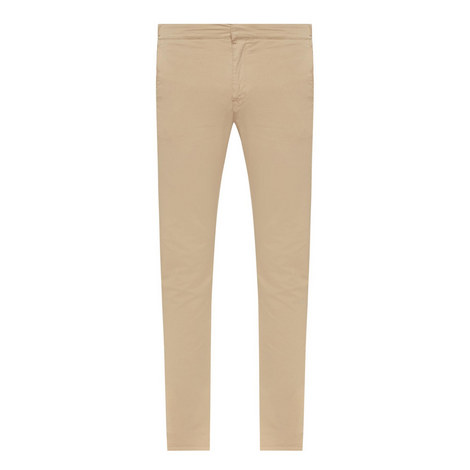 Campbell Slim Fit Chinos, ${color}