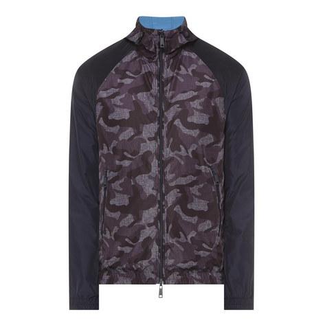 Reversible Hooded Jacket, ${color}
