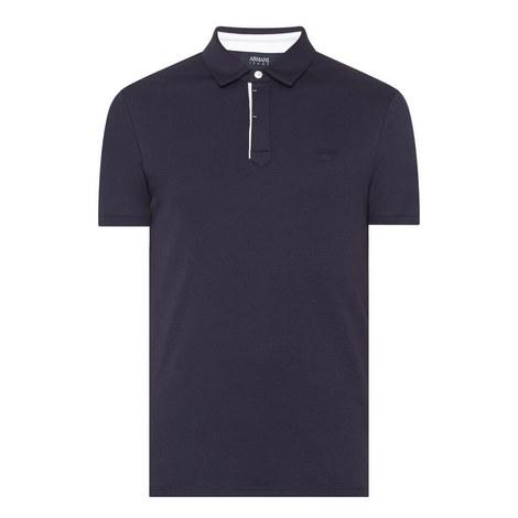 Mercerised Polo Shirt, ${color}