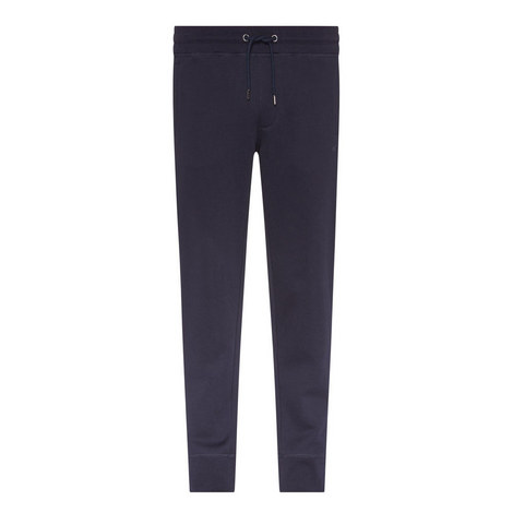Cuffed Cotton Sweatpants, ${color}