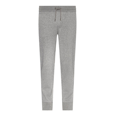 Cuffed Cotton Sweatpants, ${color}