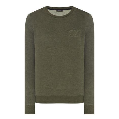 Kapler Logo Sweatshirt, ${color}