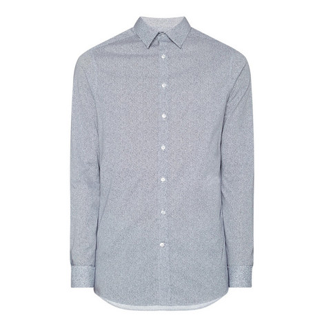 Micro-Square Print Shirt, ${color}