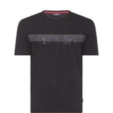 Jalot Logo Print T-Shirt