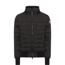 Canri Hooded Quilted Jacket