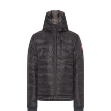 Lodge Windproof Hooded Jacket