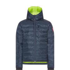 Lodge Windproof Hooded Jacket