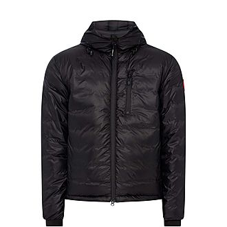 Lodge Hooded Jacket
