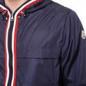 Anton Stripe Zip-Through Jacket, ${color}