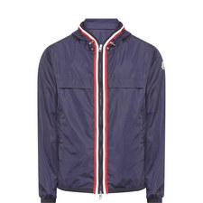 Anton Stripe Zip-Through Jacket