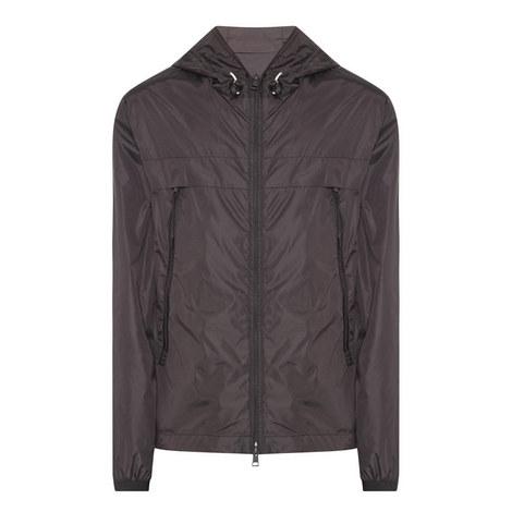 Massereau Tech Embroidered Hood Jacket, ${color}