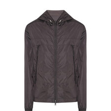 Massereau Tech Embroidered Hood Jacket