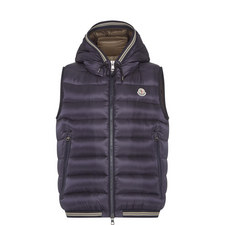 Amiens Hooded Gilet
