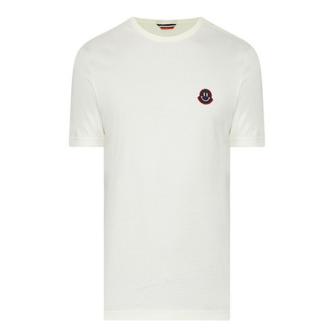 Smiley Face Logo T-Shirt, ${color}
