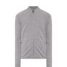 Zip-Through Sweatshirt