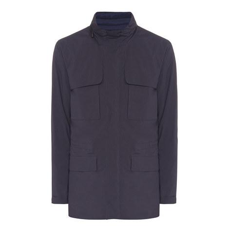 Longline Zip-Through Jacket, ${color}
