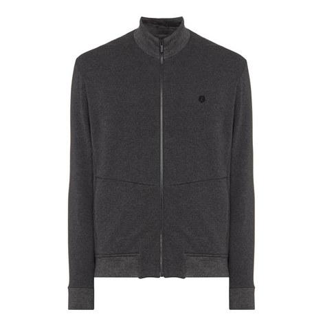 Zip-Through Sweater, ${color}