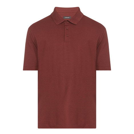 Short Sleeve Polo Shirt, ${color}