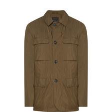 Flap Pocket Field Jacket