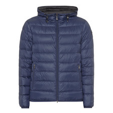 Hooded Light Jacket