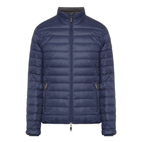 Zip-Through Quilted Jacket, ${color}