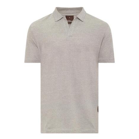 Barrey Textured Polo Shirt, ${color}