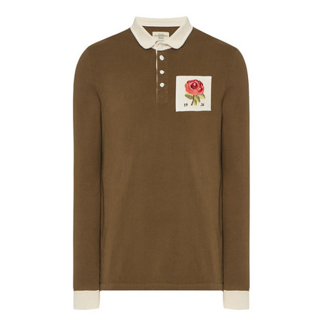 Rose Rugby Shirt, ${color}