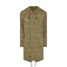 Wiggins Parka Camo Jacket