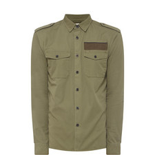 Tesher Military Shirt