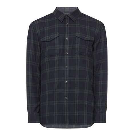 Bramley Check Shirt  , ${color}