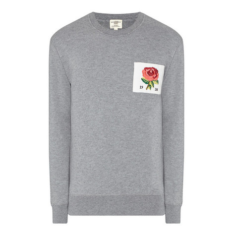 Flexford Rose Patch Sweatshirt, ${color}
