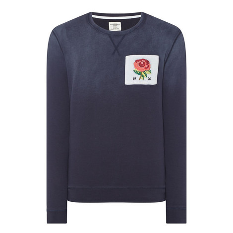 Rose Cotton Sweatshirt , ${color}