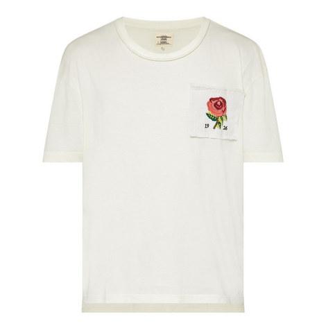 Rose Patch T-Shirt, ${color}