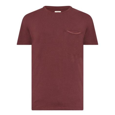 Drudi Chest Pocket T-Shirt, ${color}