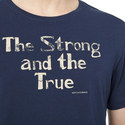 'The Strong and the True' T-Shirt, ${color}
