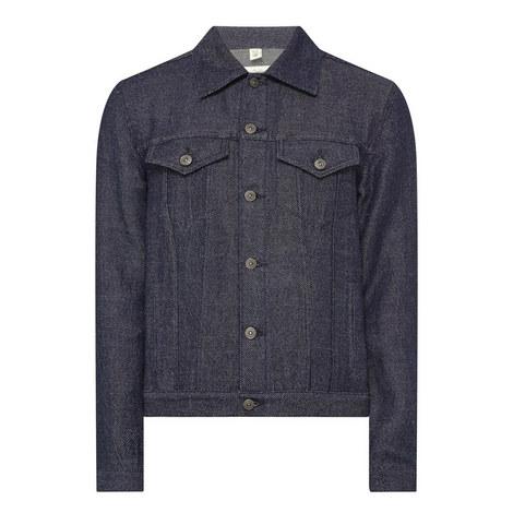 Hadlow Linen-Denim Jacket, ${color}