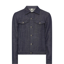 Hadlow Linen-Denim Jacket