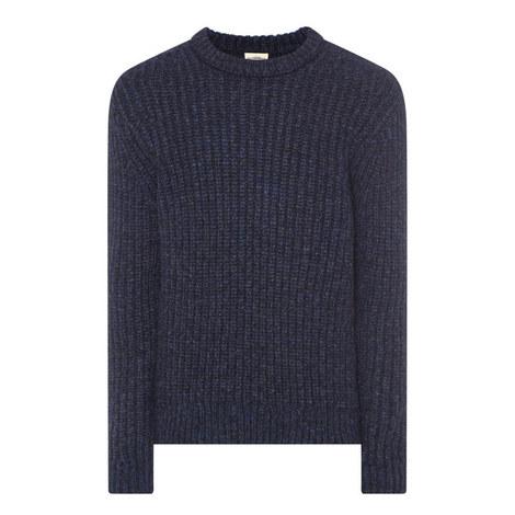 Heatherside Chunky Sweater, ${color}