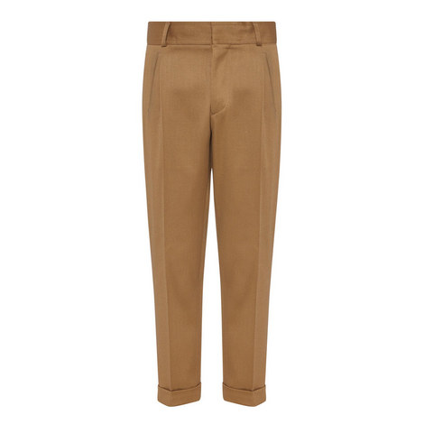 Williams Flannel Trousers, ${color}